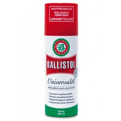 BALLISTOL OLEJ 200 ml