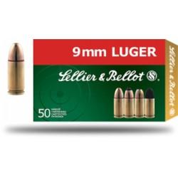 Střelivo 9 mm LUGER / 9 mm PARA / 9 × 19