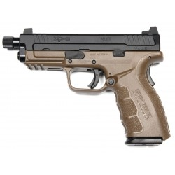 "PISTOLE HS PRODUKT XD 9 Mod. 2 service model 4"" TB 9mm BROWN"