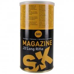 Náboje lapua SK 22LR Magazine, 500ks
